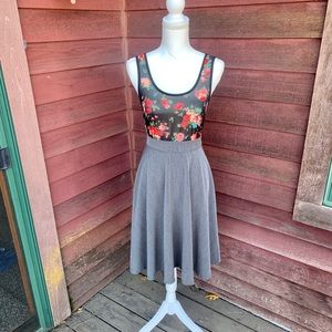 Rose by Another Name Retro Style Top
